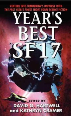 Year's Best SF 17 (Paperback)