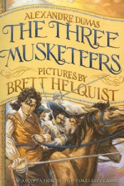 The Three Musketeers: The Iillustrated Young Readers' Edition (Paperback)