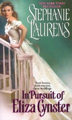 In Pursuit of Eliza Cynster (Paperback)