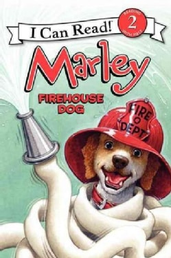 Marley Firehouse Dog (Paperback)