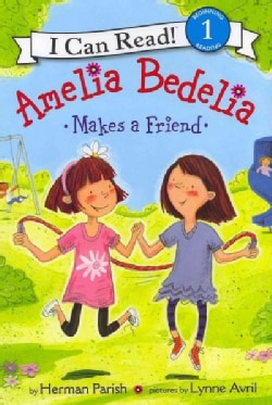 Amelia Bedelia Makes a Friend (Hardcover)