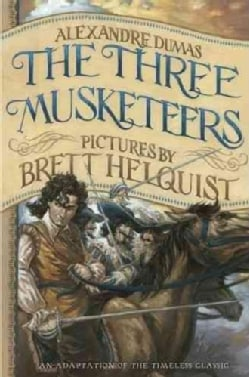 The Three Musketeers: The Iillustrated Young Readers' Edition (Hardcover)