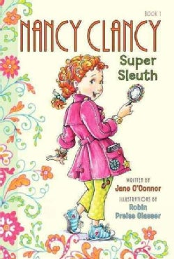 Nancy Clancy, Super Sleuth (Paperback)