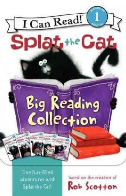 Splat the Cat Big Reading Collection (Paperback)