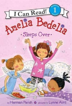 Amelia Bedelia Sleeps over (Hardcover)
