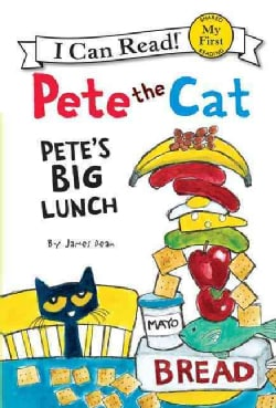 Pete's Big Lunch (Hardcover)