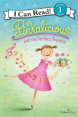 Pinkalicious and the Perfect Present (Hardcover)