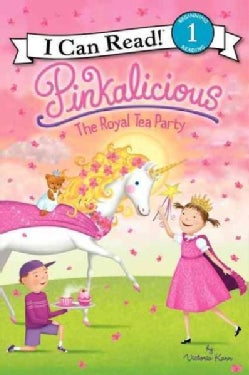 The Royal Tea Party (Hardcover)