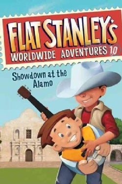 Showdown at the Alamo (Hardcover)