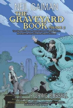 The Graveyard Book 2 (Paperback)
