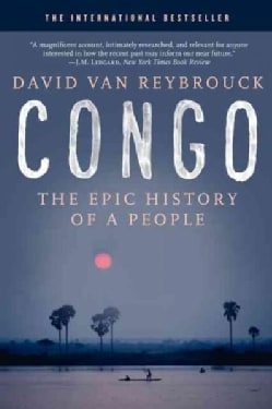 Congo: The Epic History of a People (Paperback)