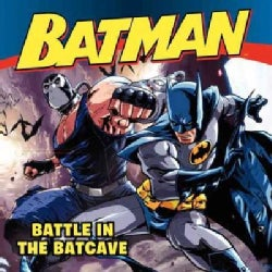 Battle in the Batcave (Paperback)