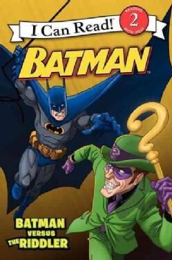 Batman Versus the Riddler (Paperback)