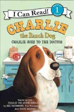 Charlie Goes to the Doctor (Paperback)