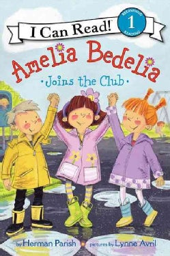 Amelia Bedelia Joins the Club (Paperback)