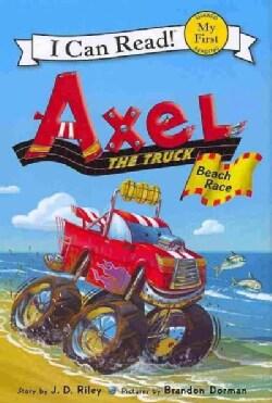 Axel the Truck: Beach Race (Hardcover)
