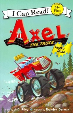 Axel the Truck: Rocky Road (Paperback)