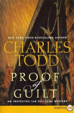 Proof of Guilt (Paperback)