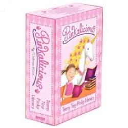Pinkalicious Teeny Tiny Pinky Library (Hardcover)