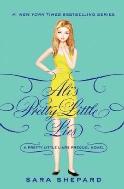 Ali's Pretty Little Lies (Hardcover)