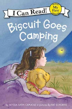 Biscuit Goes Camping (Paperback)