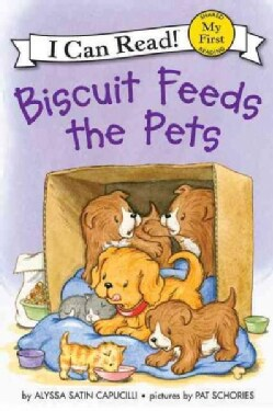Biscuit Feeds the Pets (Paperback)