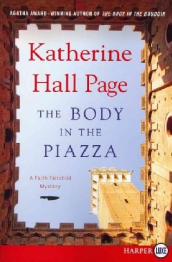 The Body in the Piazza (Paperback)