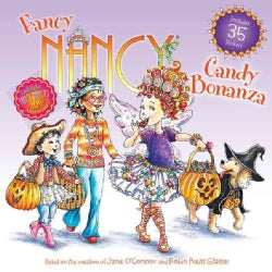 Fancy Nancy: Candy Bonanza (Paperback)