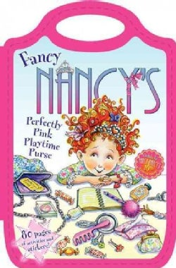 Fancy Nancy's Perfectly Pink Playtime Purse (Paperback)