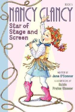 Nancy Clancy, Star of Stage and Screen (Hardcover)