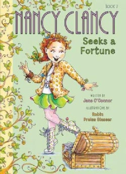 Nancy Clancy Seeks a Fortune (Paperback)