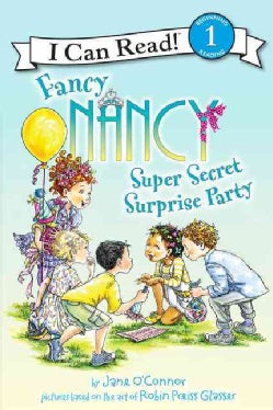 Super Secret Surprise Party (Paperback)