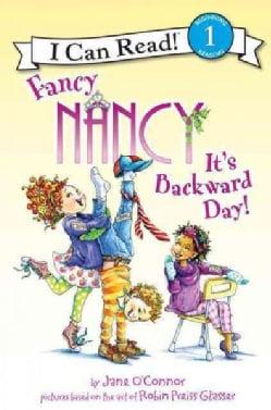 It's Backward Day! (Hardcover)