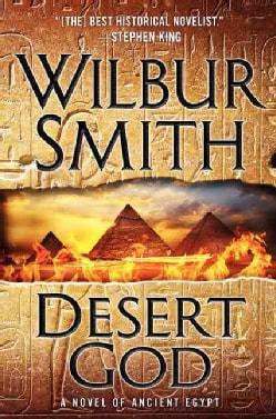Desert God: A Novel of Ancient Egypt (Hardcover)