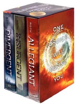 Divergent: Divergent / Insurgent / Allegiant