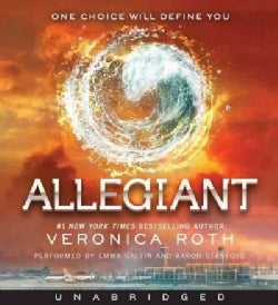 Allegiant (CD-Audio)