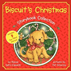 Biscuit's Christmas Storybook Collection (Hardcover)