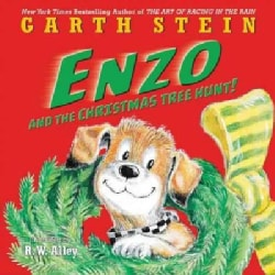 Enzo and the Christmas Tree Hunt! (Hardcover)
