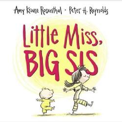 Little Miss, Big Sis (Hardcover)