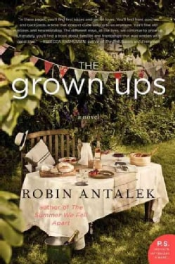 The Grown Ups (Paperback)