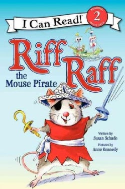 Riff Raff the Mouse Pirate (Paperback)