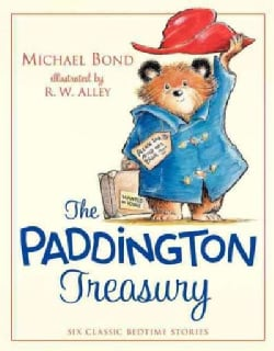 The Paddington Treasury: Six Classic Bedtime Stories About the Bear from Peru (Hardcover)