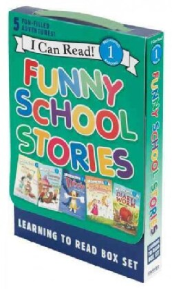 Funny School Stories: 5 Fun-filled Adventures! (Paperback)