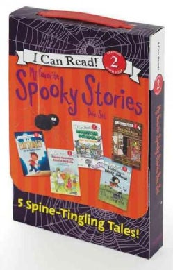 My Favorite Spooky Stories Box Set: 5 Silly, Not-too-scary Tales! (Paperback)