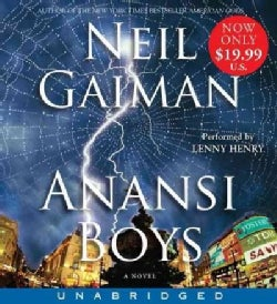 Anansi Boys (CD-Audio)