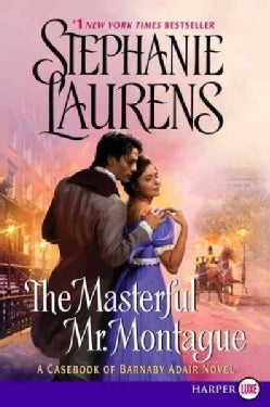 The Masterful Mr. Montague (Paperback)