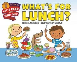What's for Lunch? (Paperback)
