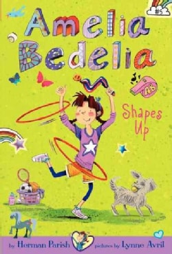 Amelia Bedelia Shapes Up! (Paperback)