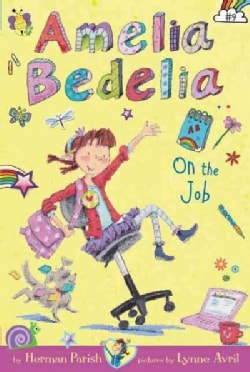 Amelia Bedelia on the Job (Hardcover)