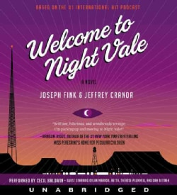 Welcome to Night Vale (CD-Audio)
